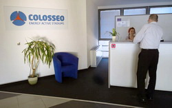 ColosseoEAS Reception