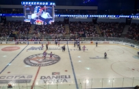 KHL - Opening match in Magnitogorsk