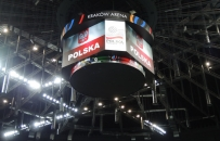 Krakow Arena ColosseoEAS Volleybal FIBV Match