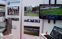 Soccerex 2014 Manchester ColosseoEAS