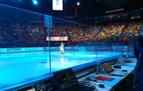 Paris Bercy ColosseoEAS Timer Timekeeping Ice Hockey