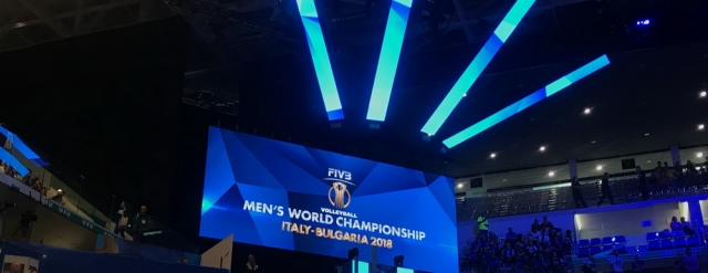 2018 FIVB Volleyball Men's World Championship - ColosseoEAS