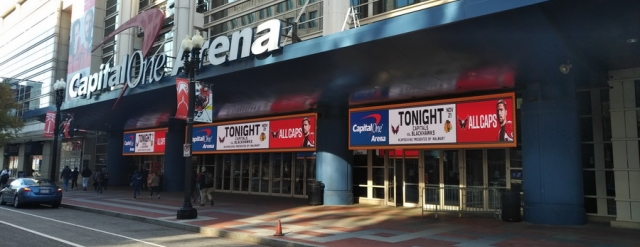Capital One Arena - ColosseoEAS